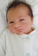 Kája Schmied zKarlových Varů se narodil 26. 9. 2011