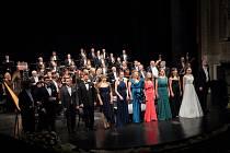 Zájem o účast na pěvecké soutěži Antonína Dvořáka je mezi mladými rok od roku větší