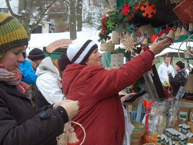 Krušnohorský jarmark v Nejdku má tradici a získal si oblibu.