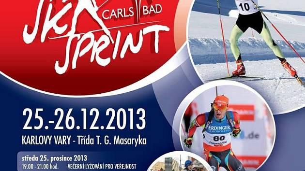 7. ročník Carlsbad Ski Sprint Karlovy Vary