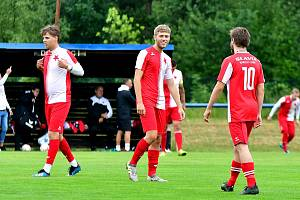 Slavia v prvním přípravném duelu nestačila na Chomutov, kterému podlehla těsně 1:2.