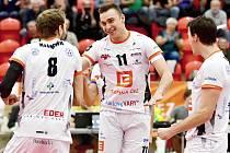 Volejbalisté Varů budou hostit v sobotu 16. října od 18.00 hodin v hale míčových sportů Příbram.