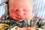 Michal Musil se narodil 8. 3. 2013