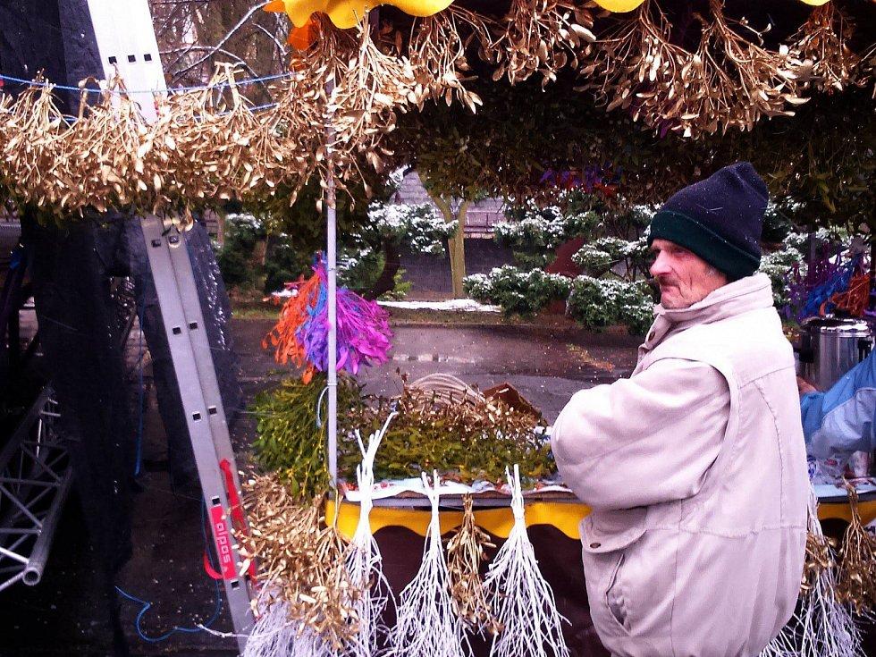Vánoční trhy v Karlových Varech
