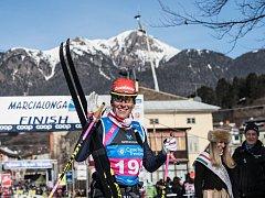 V Toblachu si připsal Bauer Ski Team na konto další stříbro.