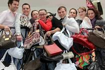 POSLEDNÍ KABELKOVÝ veletrh se uskutečnil v Olomouci. V Karlových Varech se chystá.