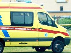 Čtyřčlenná rodina musela strávit část noci na Emergency Nemocnice v Karlových Varech poté, co se přiotrávila oxidem uhelnatým.