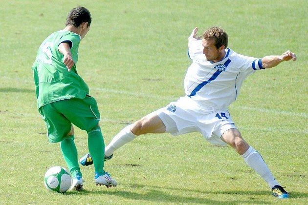 Fotbalisté 1. FC Karlovy Vary porazili ve druhém kole ČFL Kladno 2:1