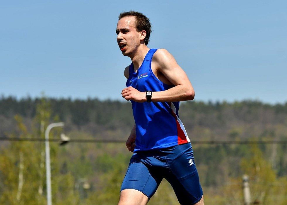 Druhý díl mají úspěšně za sebou běžecké Prunéřovské štreky, kterých se zúčastnilo 250 běžců ze všech koutů republiky.