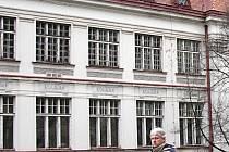 Alžbětiny lázně v Karlových Varech.
