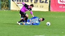 Ostrov zvládl důležitý souboj s Benešovem, vyhrál 3:0.