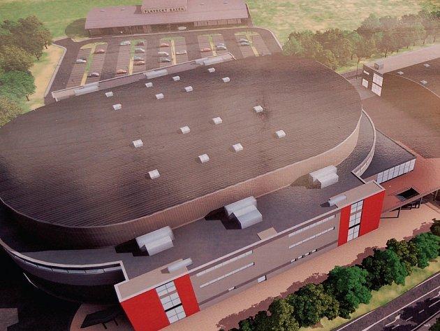 O projekt na stavbu multifunkční haly je nečekaný zájem, což způsobuje problémy.