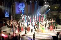Mezinárodní folklorní festival v Malajsii. 7th Sabah International Folklore Festival 2012.