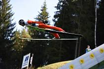 Klingenthal hostil Grand Prix v letech na lyžích. Foto: Jan Šimeček