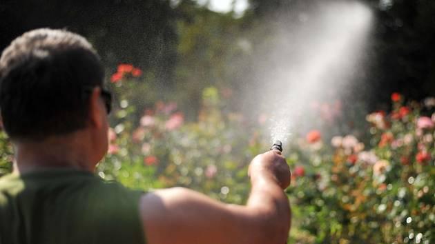 V jihozápadní části Karlovarského kraje se nesmí čerpat voda na zalévání z povrchových zdrojů.