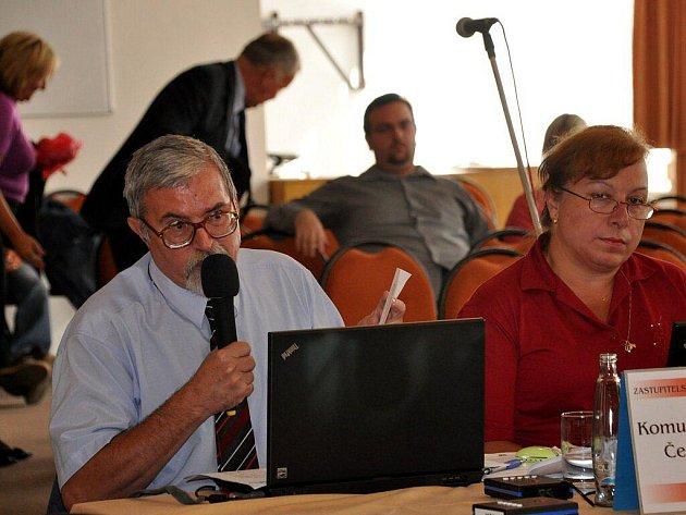 Jednání karlovarských zastupitelů 6. září