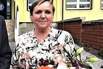 Starostka obce Marie Ambrosová