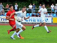 FC Viktoria Mariánské Lázně. Ilustrační foto