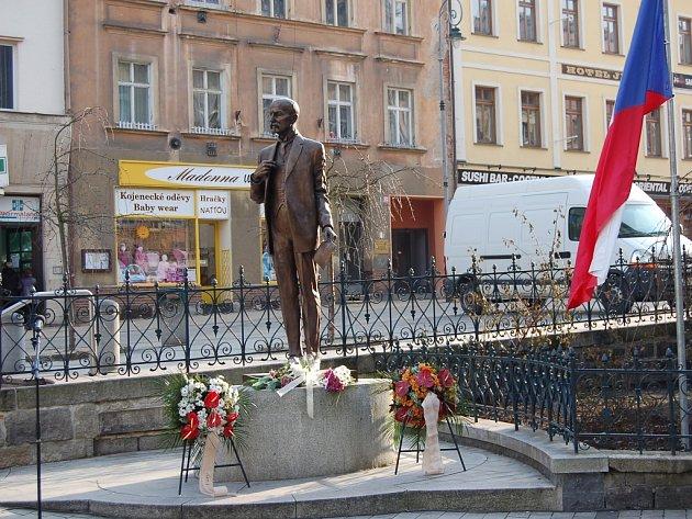 Vzpomínka na T. G. Masaryka