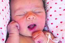 Filípek Jakubal z Nové Role se narodil 25. 7. 2012