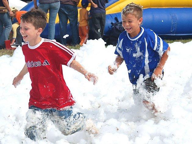 SPORT I ZÁBAVA. Jednou z akcí, na jejichž podpoře se města dohodla, jsou Letní slavnosti v Děpoltovicích. (Ilustrační foto.)
