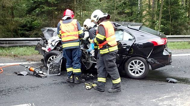 Za první pololetí přibylo v kraji v porovnání se stejným obdobím loňského roku nehod. A ani druhé pololetí nezačalo dobře.