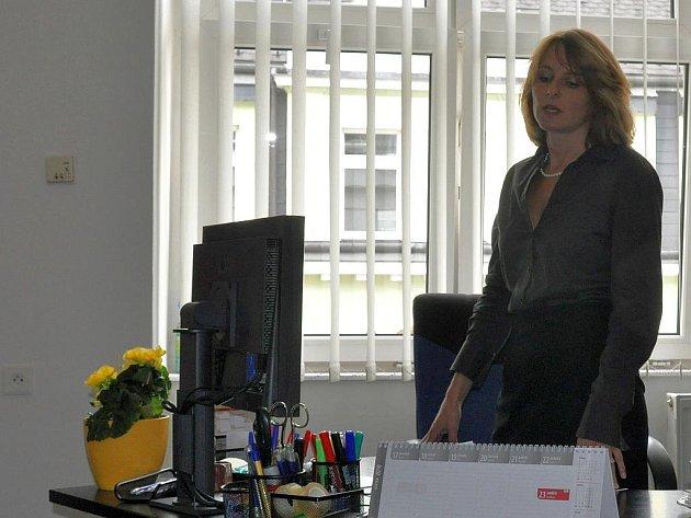 Jana Suchá (VV), poslankyně parlamentu