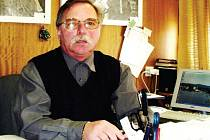 Václav Heřman, starosta Nové Role