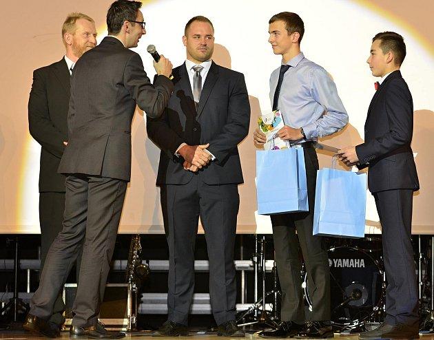 Nejúspěšnější sportovec města Karlovy Vary a Sportovní unie Karlovarska 2017.