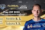 Florbalisté Karlových Varů se o víkendu představí v hale míčových sportů.
