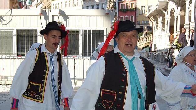 15. ročník Folklorního festivalu v Karlových Varech