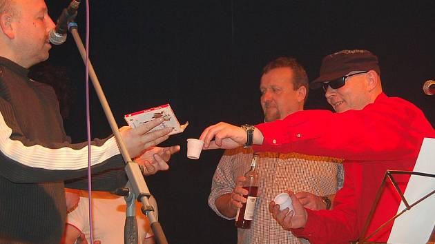 Křest nového CD Petra Gardnera Hejno vran.