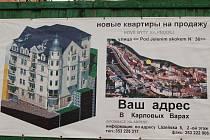 Soumrak nad lázněmi. Makléři tvrdí, že stavební boom postupně utichá a že centrum Karlových Varů bude poloprázdné.