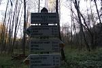 Minerální pramen Kyselecký Hamr se nachází nedaleko obce Mýtina u Lipové na Chebsku.