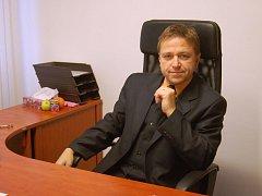 Pavel Čekan, starosta Ostrova.