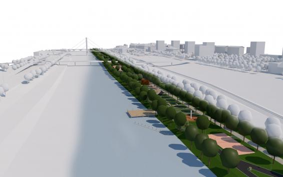 V kategorii doposud nerealizovaných projektů skončila na druhém místě Náplavka řeky Ohře, Karlovy Vary – ideová architektonická studie.