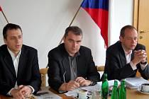 Febiofest se blíží. Jeho mluvčí Pavel Sladký (vlevo) a ředitel Kamil Spáčil věří, že přitáhne i lidi v regionech.