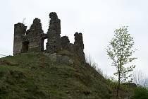 Andělská Hora (původně nazývaný německy Engelsburg) je zřícenina hradu na kopci Andělská hora v obci Andělská Hora.