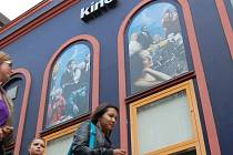 Kino Drahomíra slouží například pro projekce Filmového klubu.