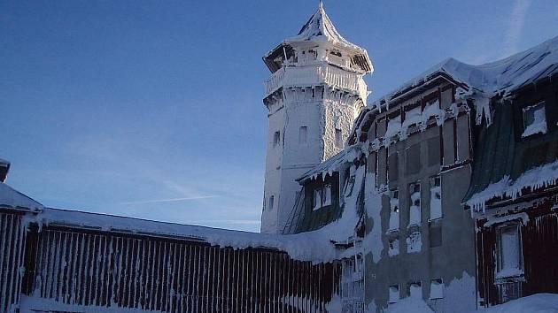 Klínovecká rozhledna dostala milion euro na rekonstrukci.