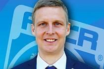 Tomáš Provazník, sportovní ředitel FK Baník Sokolov.