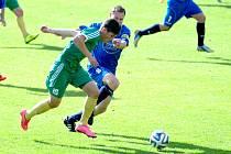 1.FC Karlovy Vary porazilo Milevsko 3:0.