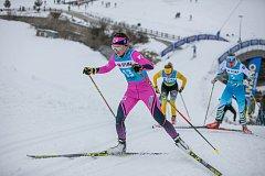 I ve druhém závodu sezony, individuálním prologu v Livignu, byl eD system Bauer Team v rámci Visma Ski Classics vidět. Kateřina Smutná polovinu závodu jela ve vedoucí skupině a nakonec vybojovala 4. místo. Tempo nejrychlejších dokázal mezi muži dlouho drž