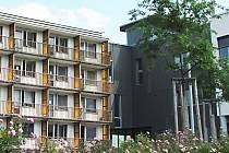 Karlovarskou nemocnici čekají stavební úpravy a sestěhování některých oddělení.