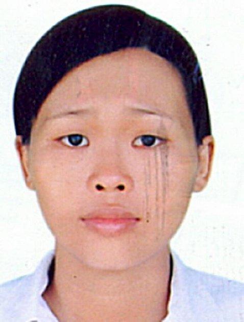 Sedmadvacetiletá žena Tran Thi Thu