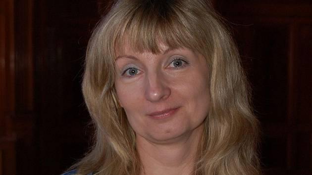 Andrea Bocková, tisková mluvčí Krajského úřadu
