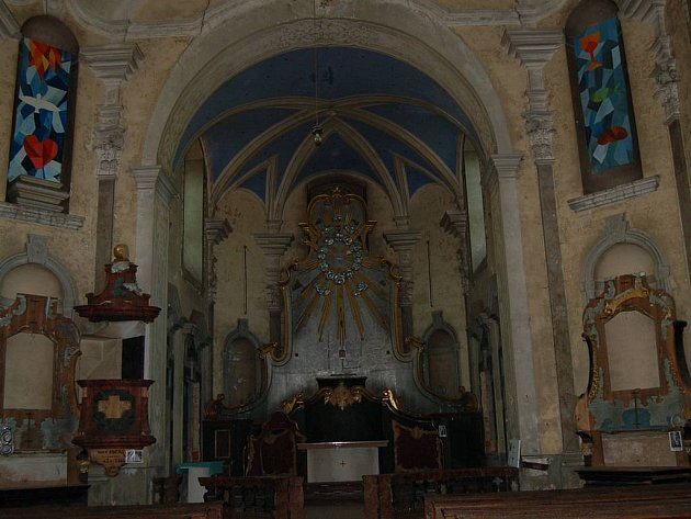 Kostel Skoky