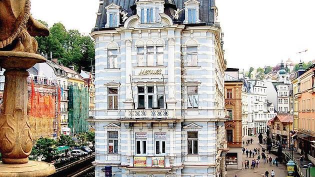 Prodej domů v lázeňské zóně v Karlových Varech vyvolal vlnu emocí.