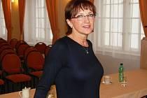 Ministryně kultury Alena Hanáková (TOP 09)