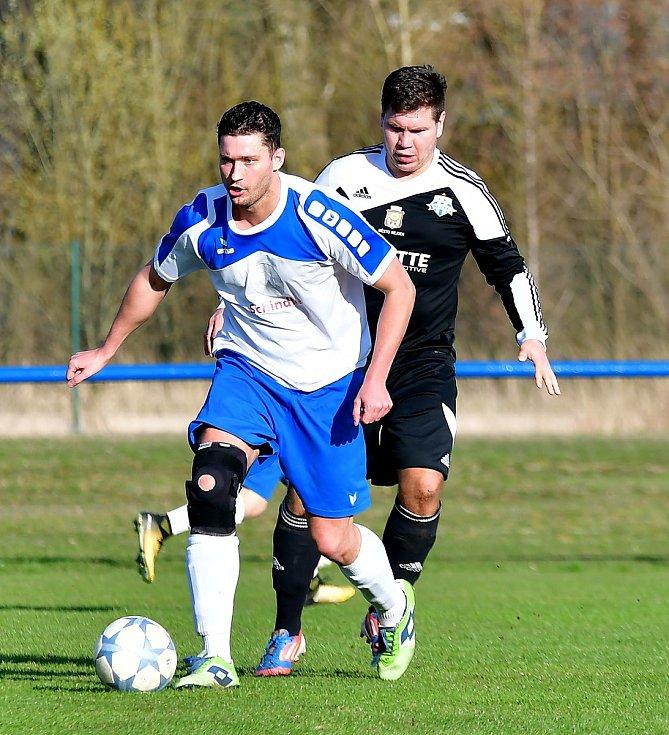 Jakub Rutrle, obránce FK Nejdek.
